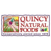Quincy Natural Foods Co-op  logo.