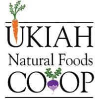 Ukiah Natural Foods Co-op logo.